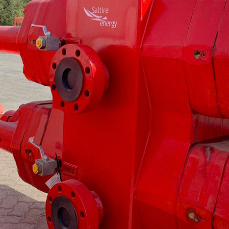 Saltire Energy Pressure Testing Aberdeen