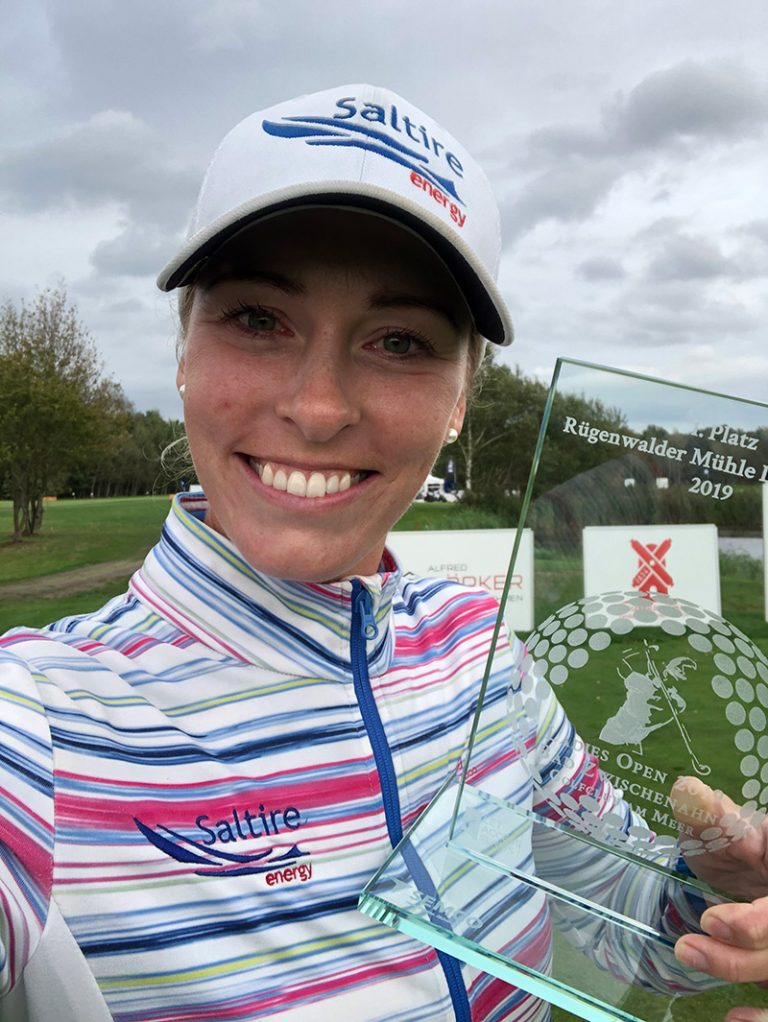 Laura Murray Golfer - Ladies European Tour