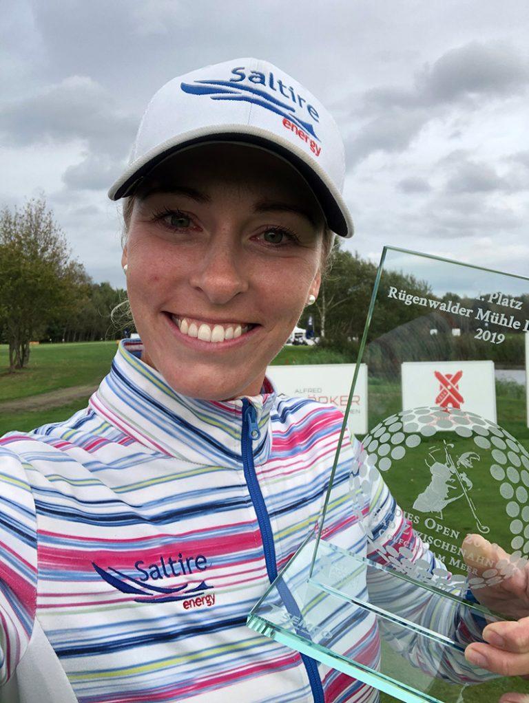 Laura Murray Golfer - Ladies European Tour
